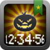 3D Clock - Halloween Edition